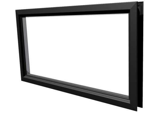 Rechteckige Fenster