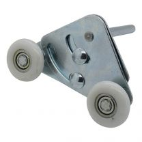 Laufrolle Tandem Nylon 2'', Welle 11mm
