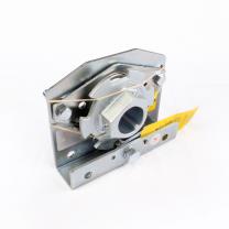 Federbruchsicherung geeignet für 35mm Crawford Welle, Links