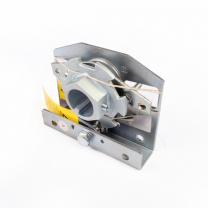 Federbruchsicherung geeignet für 40mm Hormann Welle, Links