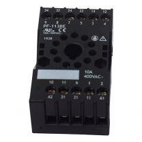 Stecksockel für Schleifendetektoren