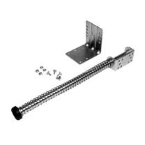 Federpuffer L=500mm, komplett mit Befestigungsmaterial