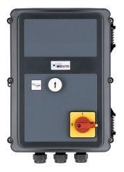 MFZ RS200 Universale Steuerung für Überladebrücke mit Klappkeil, ohne Autoreturn-Taste