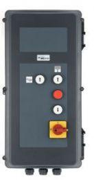 MFZ RS200+CS310 Universale Steuerung für Überladebrücke/Tore mit Klappkeil, ohne Autoreturn-Taste