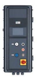 MFZ RS300K+CS310 Universale Steuerung für Überladebrücke/Tore mit Klappkeil, mit Autoreturn-Taste