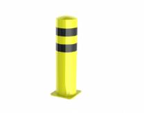 Sichterheitspoller, gelb, Durchmesser 275mm